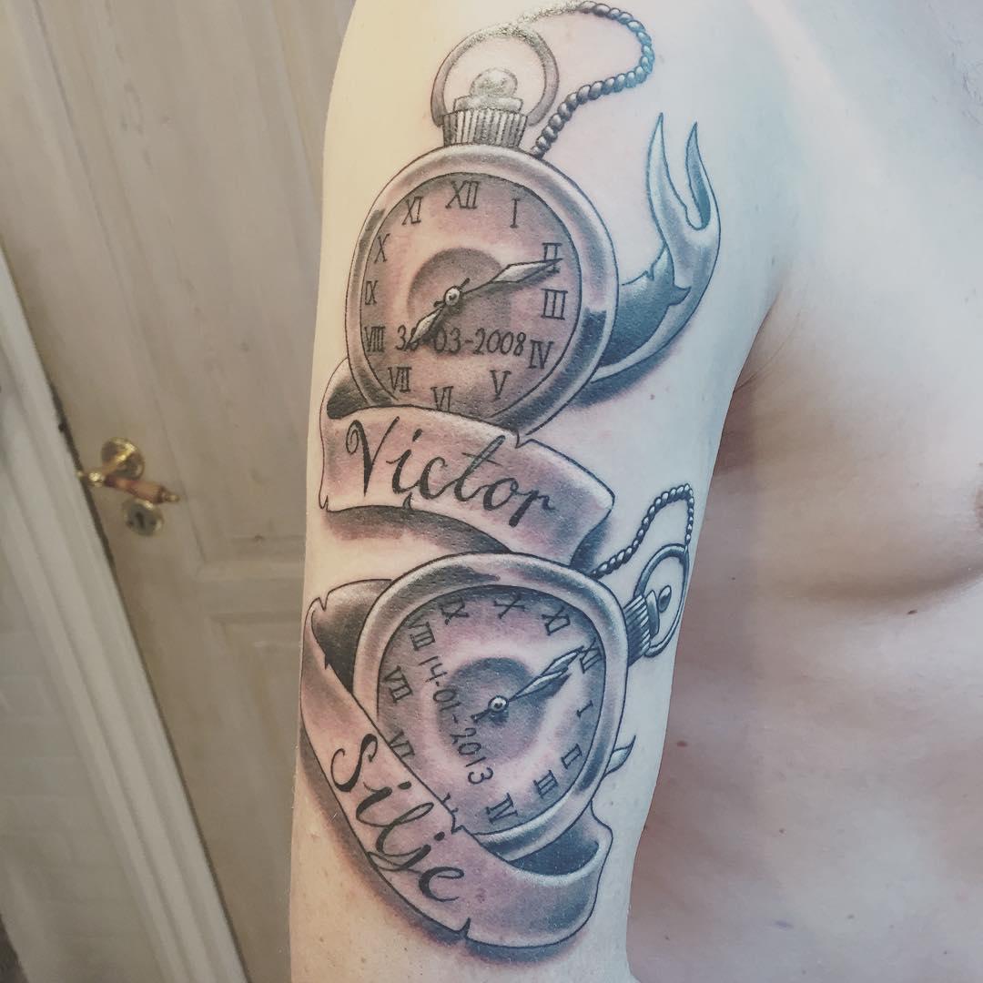 Tetovaze Imena Na Ruci Slike Galeriјa Slika
