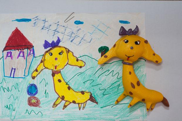 Pogledajte Kako Izgleda Kada Crteži Vaše Dece Ožive Bebaccom